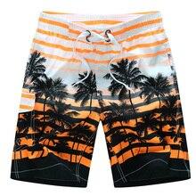 2017 Verão Homens Shorts Marca Casual Praia Board Shorts Floral Construção Do Corpo De Fitness Roupas masculinas Plus Size 3XL 4XL 5XL 6XL