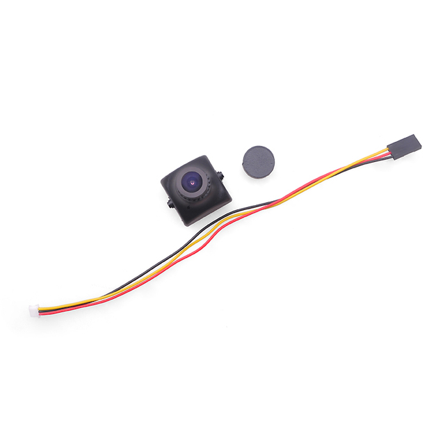 F18270 RC FPV Mini COMS 700TVL 2.8mm Lente de la Cámara de Vídeo PAL/NTSC Formato para DIY Racing Drone 210 250 Quadcopter