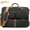 Кабриолет Сумка для ноутбука 17 17,3 дюймов ноутбук рюкзак сумка чехол для ноутбука сумки Бизнес Портфели рюкзак