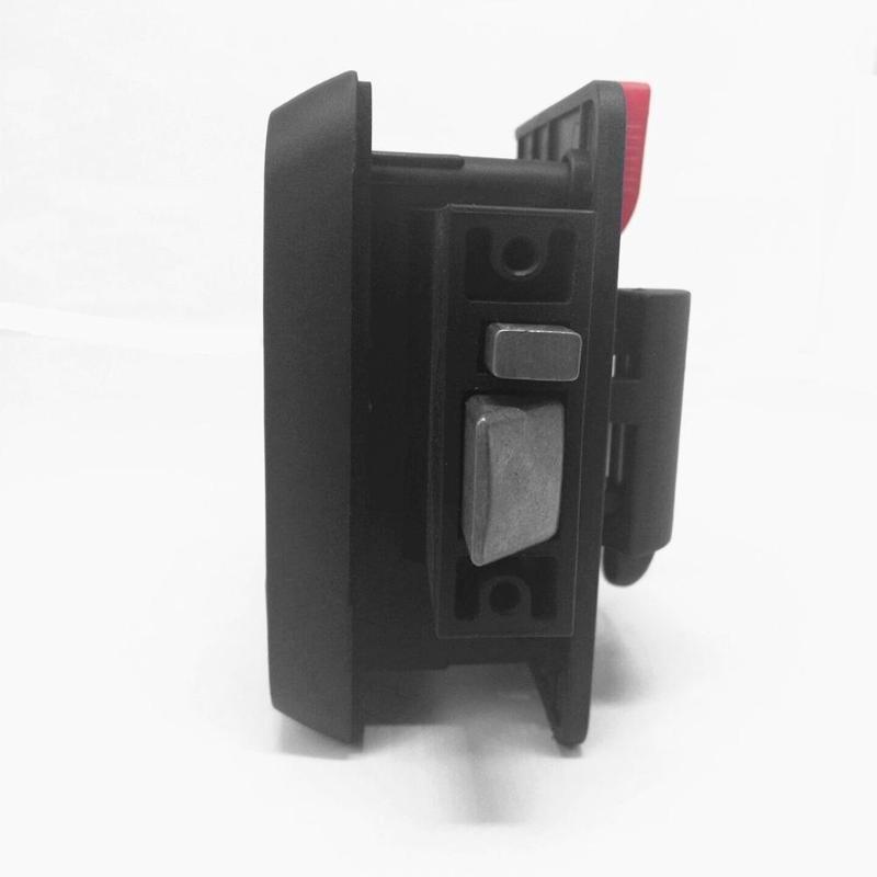 VODOOL RV Trailer Camper Paddle Door Lock Latch Handle Knob Deadbolt with 2 Keys