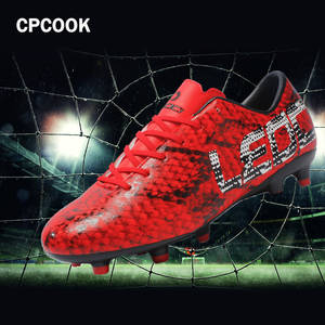 ba834f19ea5 Football Shoes Sports Soccer Shoes Youth Football Training Shoes Anti Slip  Professional