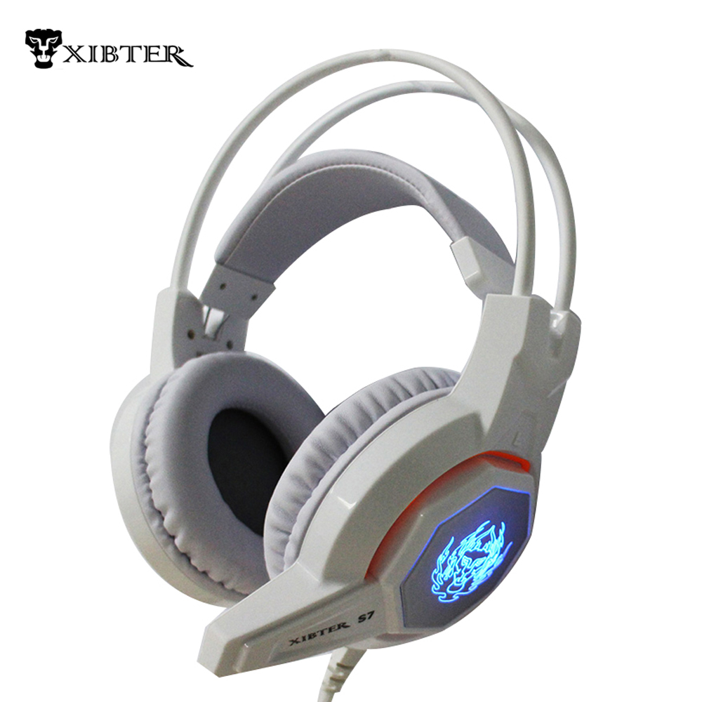 Computer Media Active Noise: Xibter Brand Active Noise Cancelling White Headphone For
