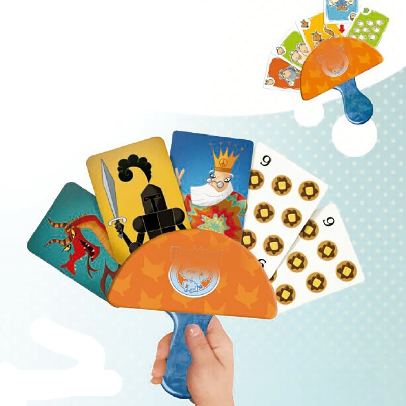 Card Holder, Board Game Accessories,High Quality ABS Plastic,Easy To Hold Cards For Children