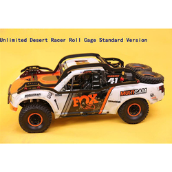Klatka Bar Nylon rama powłoki ochrona ciała pokrywa dla Traxxas Unlimited Desert Racer UDR RC samochód wersja standardowa w Części zamienne i akcesoria od Elektronika użytkowa na