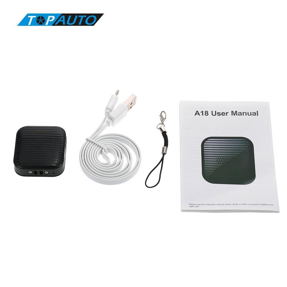 Προϊόν - KKmoon Mini Portable Real Time GPS Tracker Car