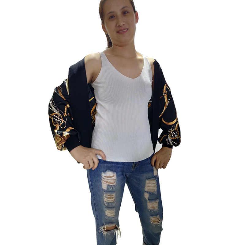 Женский Осенний белый кардиган свитер офисная одежда вязаный кардиган удобный шифоновый тянущийся свитер кардиган женский