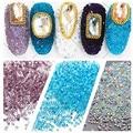 1000 шт./пакет 1.2 мм Nail Art Стразы Циркон Micro Crystal Мини Наклейки Nailart Украшения #121