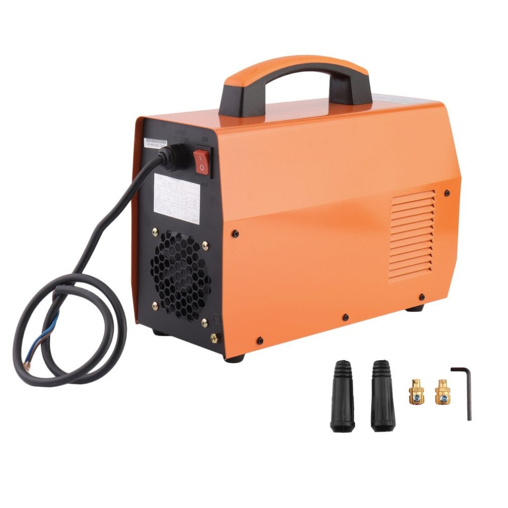 Stable ARC DC TIG Welder Inverter Welding Machine Electric Cutter Input Voltage 220V For Carbon Steel Alloy Cutting EU Plug