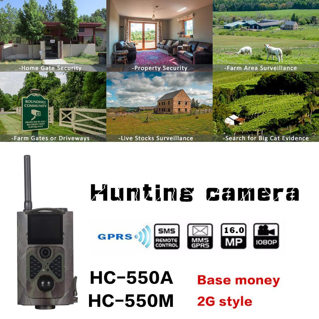 HC550M HC500A 16MP Trail Camera MMS GSM GPRS SMS Trap photo Wild Hunting Camera HC-550M Wildlife Camera For Hunting FotoHC550M HC500A 16MP Trail Camera MMS GSM GPRS SMS Trap photo Wild Hunting Camera HC-550M Wildlife Camera For Hunting Foto
