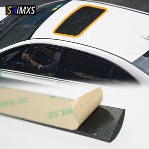 Image 1 - Car Seal Strip Window Sealing Strip Soundproof Front Rear Windshield Roof Water proof Rubber Strip Rainproof Sunroof