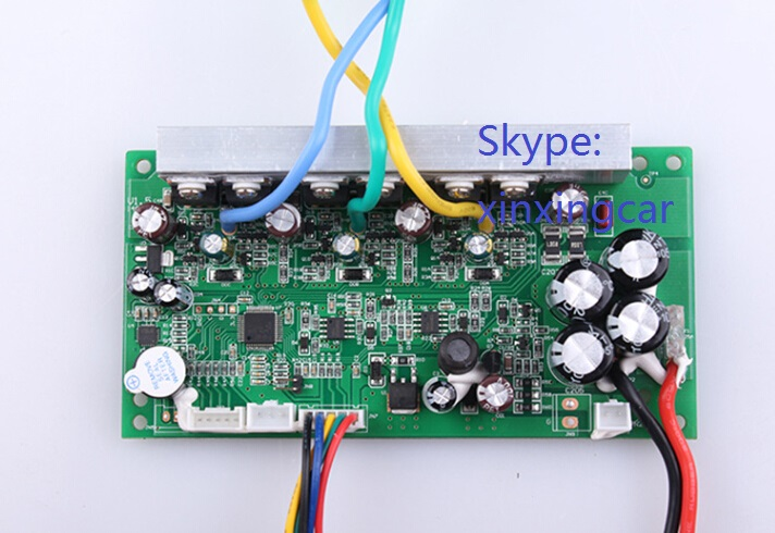 ФОТО FREE SHIPPING Electric unicycle controller / self balancing electric unicycle motherboard / electric unicycle accessories