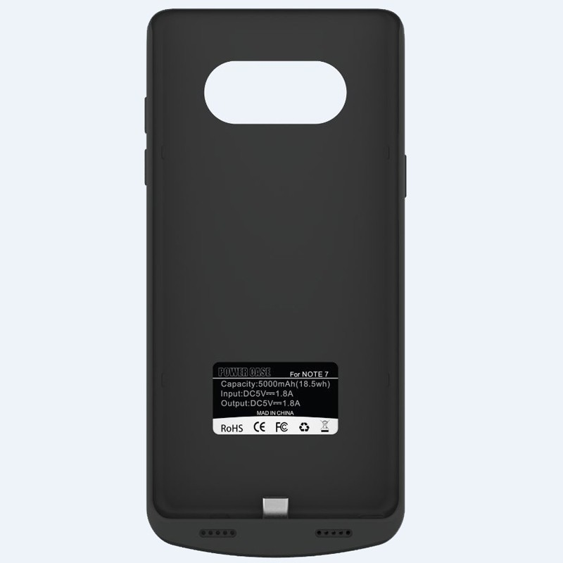 5000mah power case for note 7 19