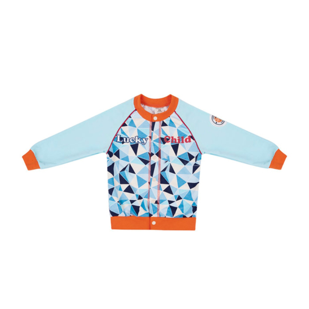 Hoodies &  Sweatshirt Lucky Child for boys 32-20  Kids  Baby clothing  Children clothes Jersey Blouse summer child suit new pattern girl korean salopettes twinset child fashion suit 2 pieces kids clothing sets suits