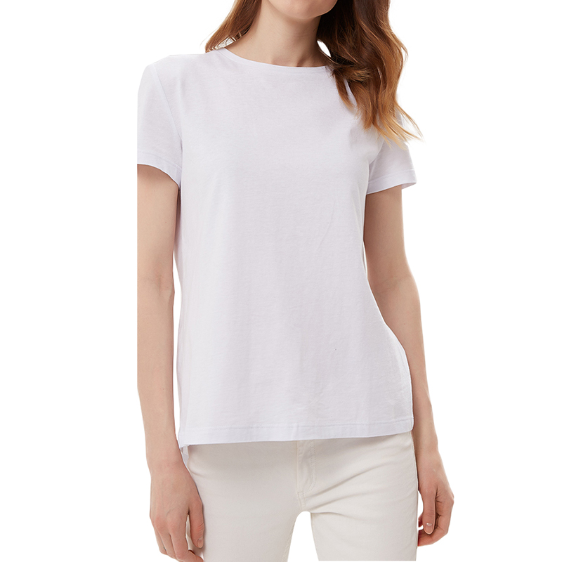 T-Shirts MODIS M181W00280 women jumper sweater clothes apparel pullover for female TmallFS