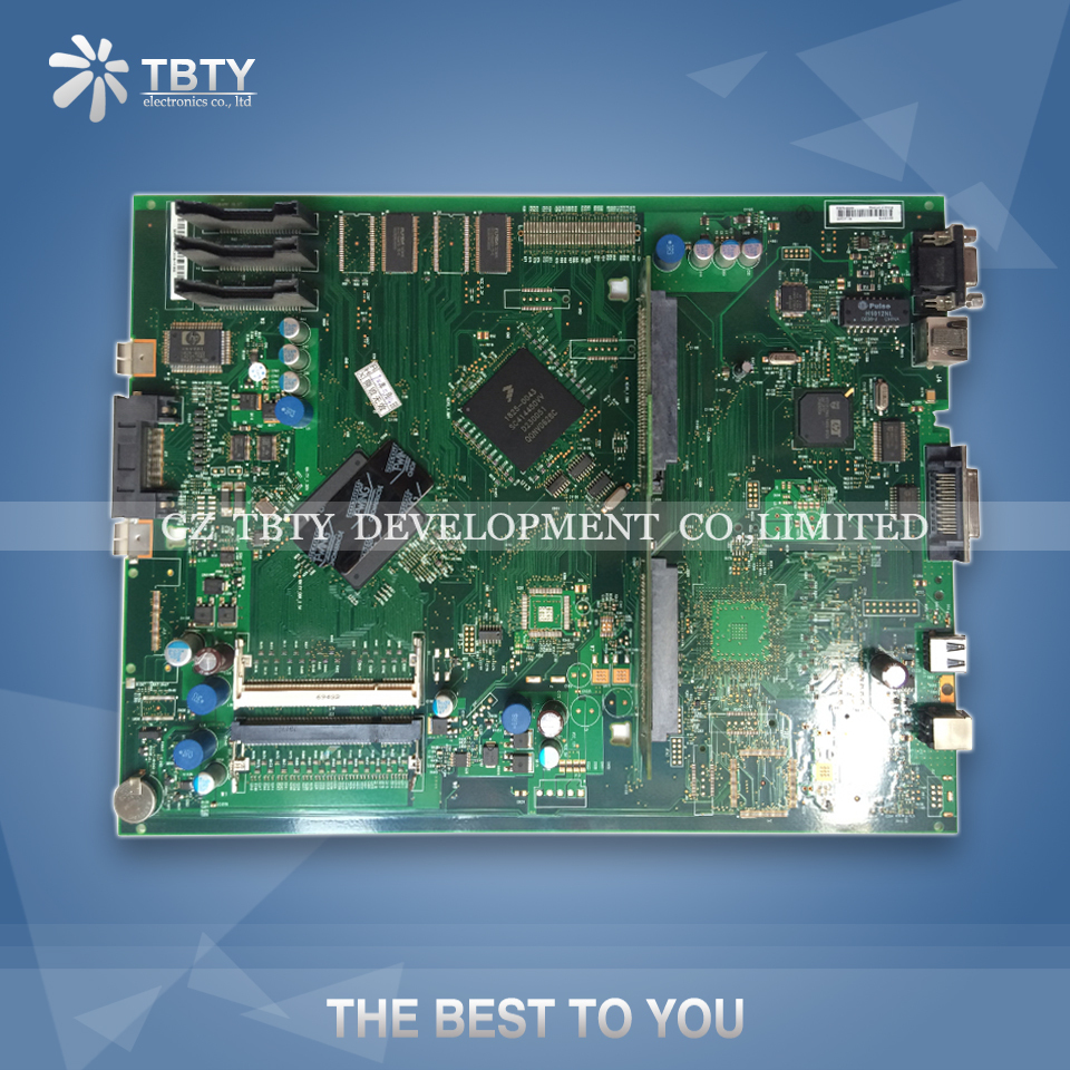 100% Guarantee Test Main Formatter Board For HP 4005 4005DN 4005N HP4005 HP4005N Q7491-67906 Q7492-67903 Mainboard On Sale 100% guarantee test main formatter board for hp 8100 8150 hp8100 hp8150 c4265 69001 c4165 60002 mainboard on sale