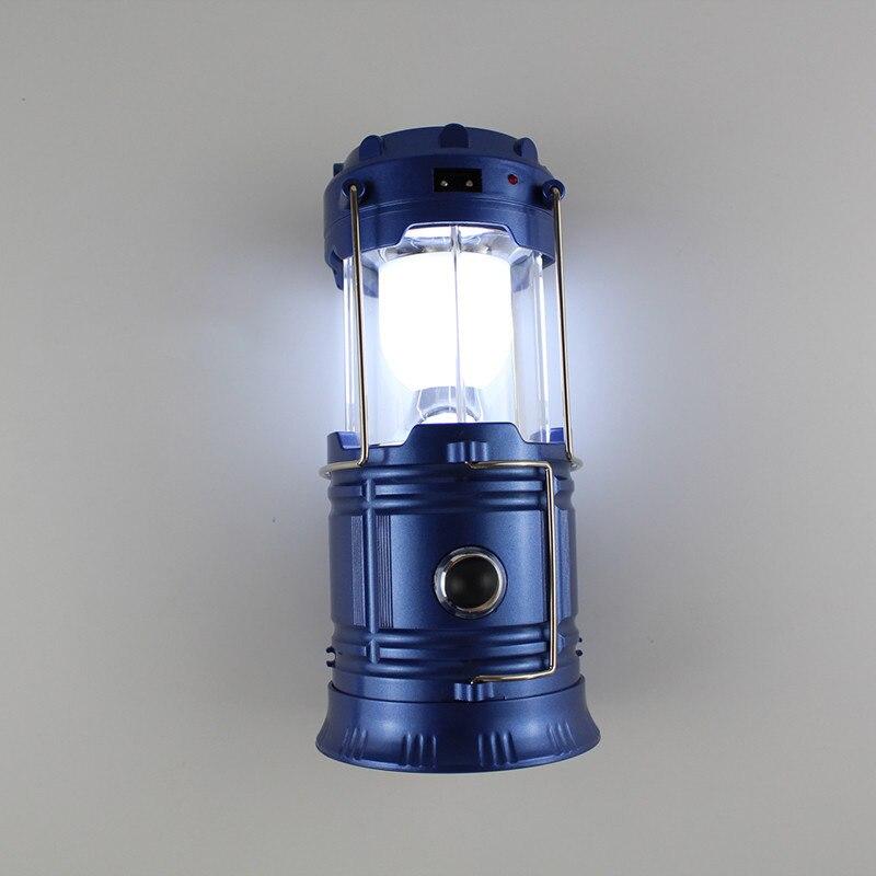 Us 12 53 30 Off Led Solar Camping Light Multifunctional Lantern Outdoor Emergency Handheld Work Lights Lighting Use In