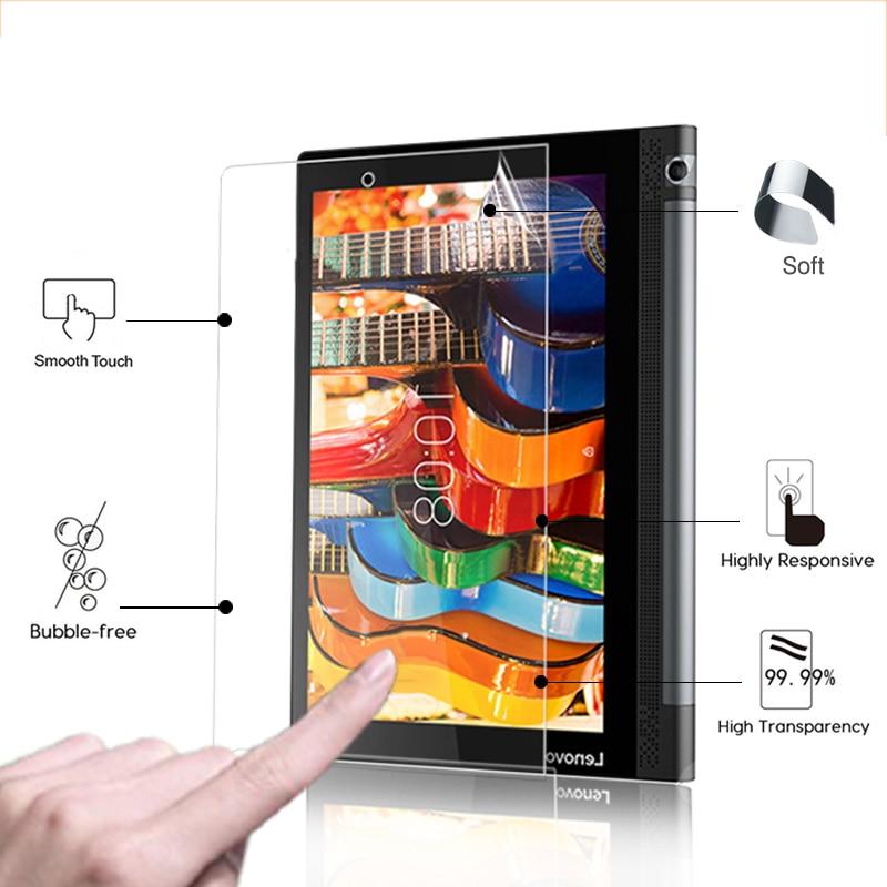 Galleria fotografica High Quality HD lcd screen protector film For Lenovo YOGA Tab 3 10 X50F 10.1