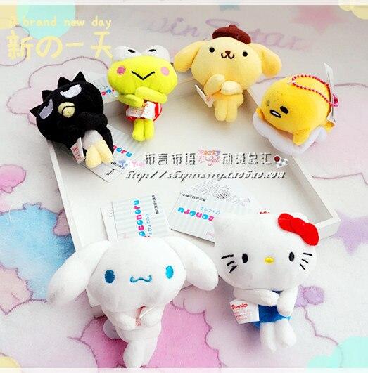 Плюшевые японские игрушки в ассортименте 3
