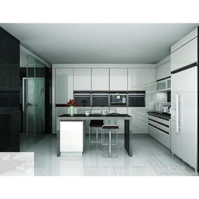 High Gloss White Kitchen Cabinet Door