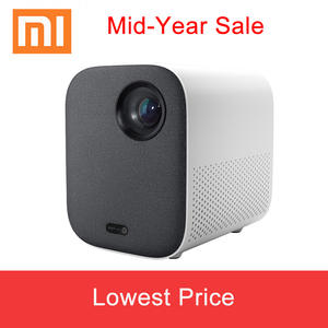 Xiaomi Portable 1920*1080 Mijia Mini Projector for Home Cinema