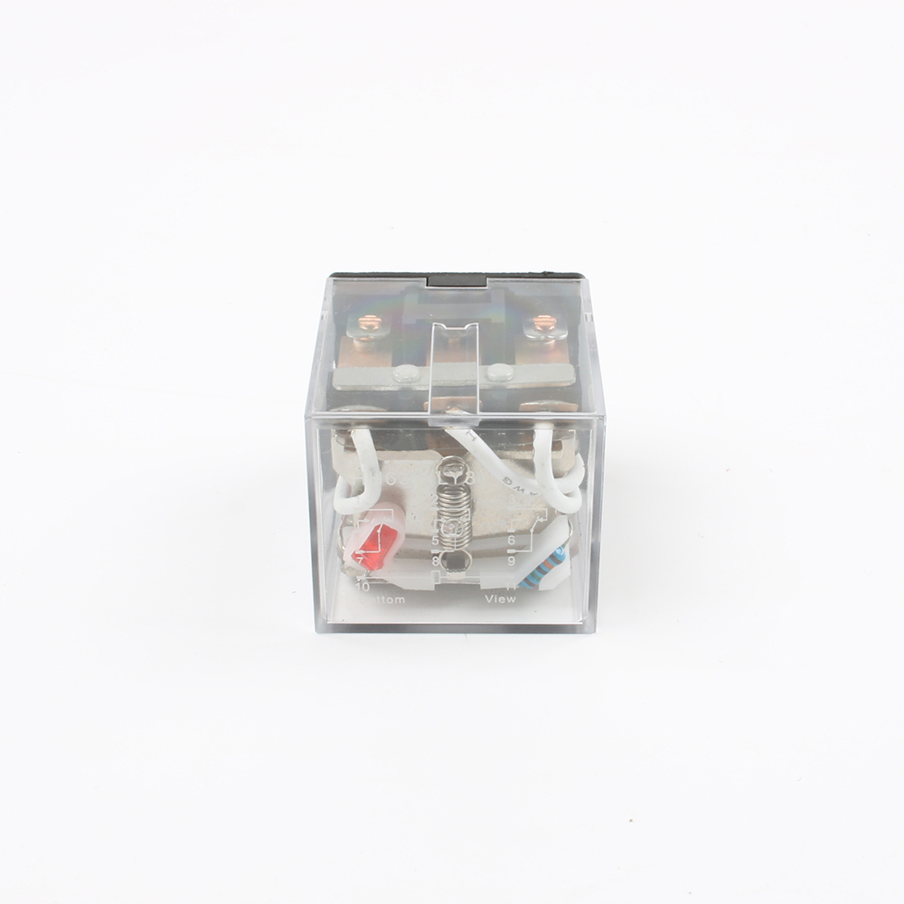 цена на AC 110V OR 220V HH63P LY3N Mini Relay power relay general purpose relay with Socket Base 11 Pin