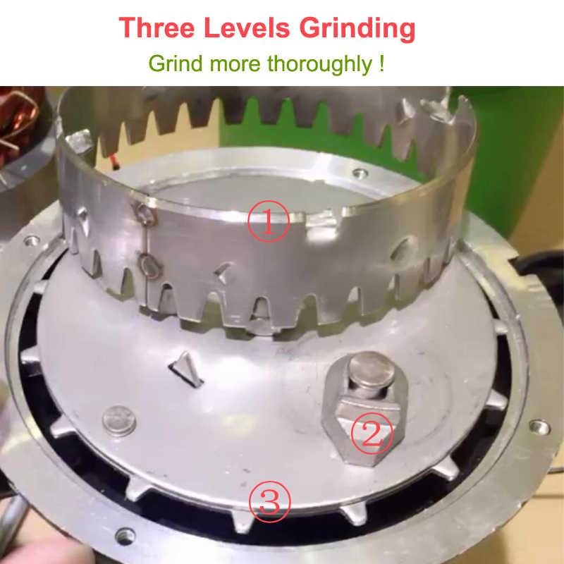 Motor de CORRENTE ALTERNADA 450 W coleta de lixo da cozinha Food Waste Disposers food triturador Moedor de aço Inoxidável material com Interruptor Do Ar