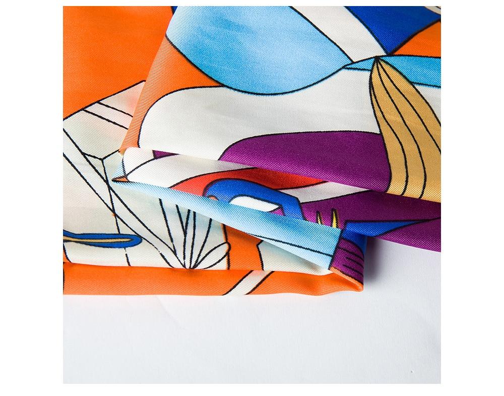 Silk Print Pashmina (18)