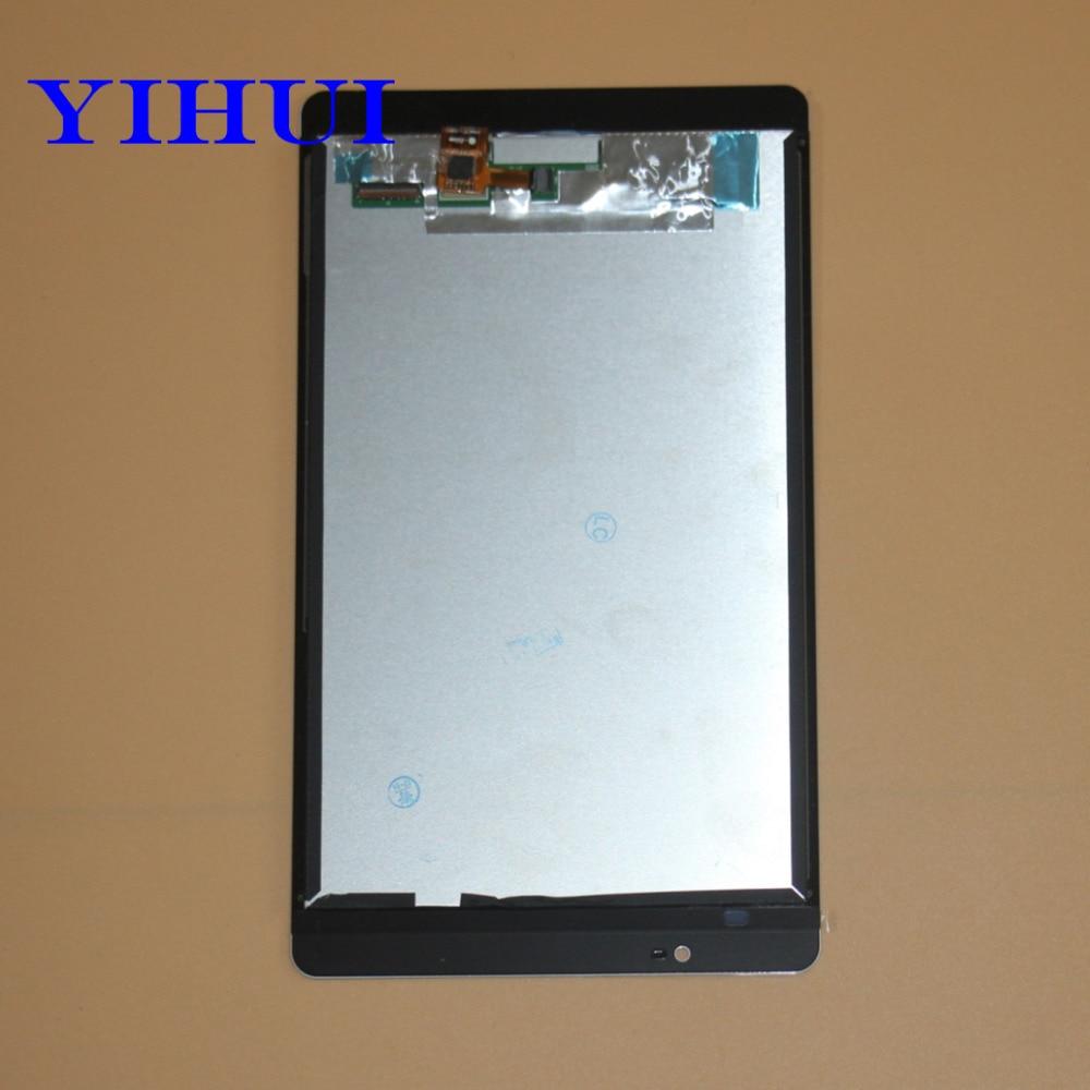 YIHUI White For Huawei Mediapad M2 8.0 M2-801 M2-801L M2-802L M2-803L Full LCD DIsplay + Touch Screen Digitizer Assembly цена и фото