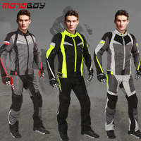 2017 Man Moto Clothes Protection Gear Summer Breathable Motocross Suit Set KTM ATV Motocross Clothing Light