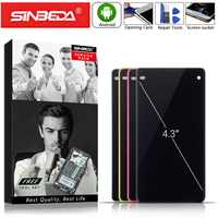 4.3Original Display Module For SONY Xperia Z1 Compact LCD Display Touch Screen with Frame Digitizer Z1 Mini D5503 M51W Display#