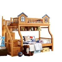 Mobilya Bett детский Letto дважды коробка двухслойные литэрас де Мадера Dormitorio Mueble Кама Moderna мебель для спальни двухъярусная кровать
