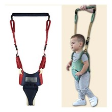 New Detachable Baby Walker Assistant Child Traction Rope Children Walking Belt Safety Learning