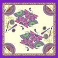 Шифон Площади Длинные Мода Весна Шелка Жоржет Шарф Echarpes Mujer Femme Хиджаб Шарфы Бандана 90*90 Платки Foulards
