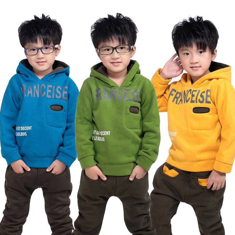 New arrival winter/fall Children's clothing set 100% cotton boy sport and leisure sweater+pants suit free shipping wholesale 20 pcs micro usb type b female 5 pin smt placement smd dip socket connector plug adapter