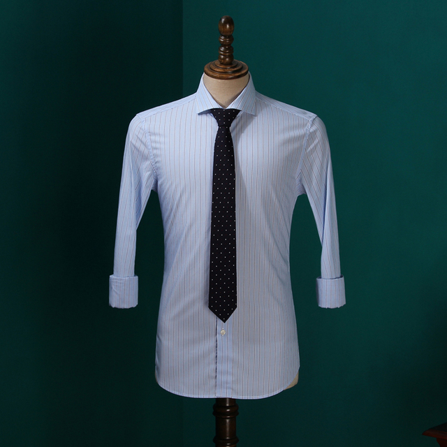 6b5164abc341df Hommes-Angleterre-de-Mince-Chemise-Homme-Mode-Chemises-D-affaires-Occasionnels-Bleu-Clair-Rayures- Windsor-Col.jpg_640x640.jpg