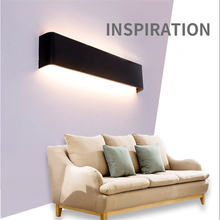 LED Wall Lamps  4W/8W/14W/20W Modern Mirror Light Aluminum Sconce for Bedroom Aisle Living room corridor bedside wall Light
