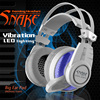 PLEXTONE PC900 Noise Cancelling Bass Hifi Music Gaming Headphones Control Type 7 1 Surround Vibration Headband