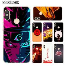 Naruto's Phone covers for Xiaomi A1 A2 8 F1 Redmi S2 Note 4X 5 6 5A 6A Pro Lite Plus