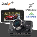 Jusky Ambarella A7LA70 GS98C GPS Logger 1296P Full HD 2.7 inch Screen Night Vision 178 Degree Angle Lens G-Sensor dash camera