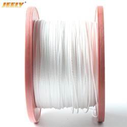 JEELY высокое качество 2,1 мм 1000 м 16 пряди, косы KitewingWinch шнур буксировки СВМПЭ 950lbs Spectra лебедки