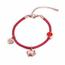 цена на bracelet Women's bracelet Love bracelet Basket bracelet Healthy Lucky pig bracelets ladies Couple SZ67