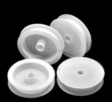 150 Wholesales Free shipping Hot New Round Plastic Empty Spools for Beading Wire Thread String Component 7cm Dia.(2 6/8