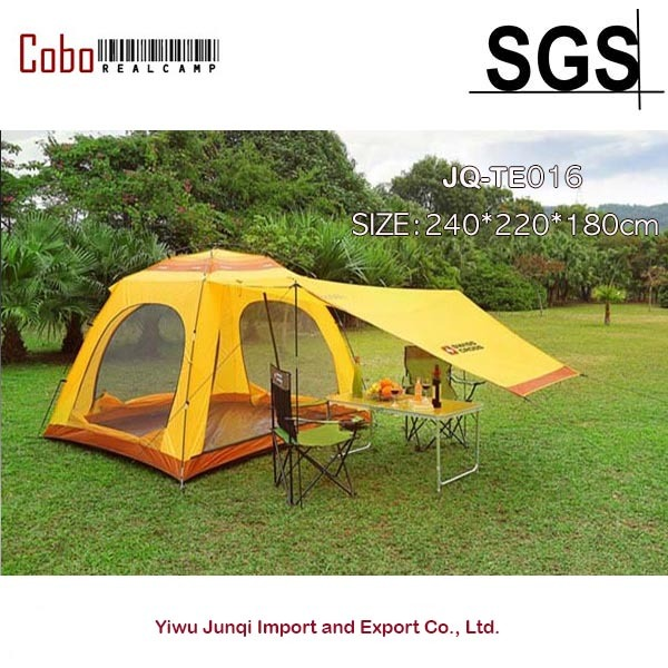 3d5c4b42545c Outdoor Shade Shelter Beach Canopy Camping Hiking Tent Portable Picnic tent