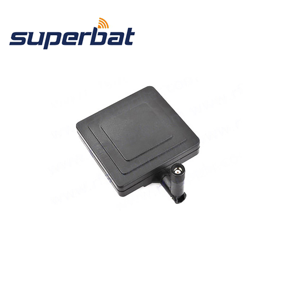 Superbat 2.4GHz 8dBi Ուղղորդիչ ալեհավաք RP-SMA արական խրոց WIFI անլար ցանցի համար IEEE 802.11b / 802.11g WLAN օդային ուժեղացուցիչ