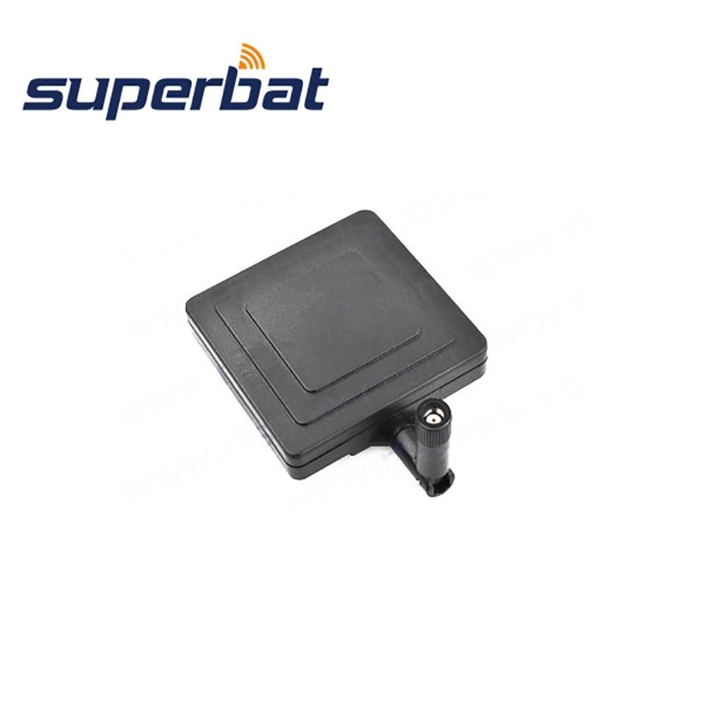Супербат 2.4ГХз 8дБи усмерена антена РП-СМА мушки утикач за ВИФИ бежичну мрежу ИЕЕЕ 802.11б / 802.11г ВЛАН Аериал Боостер