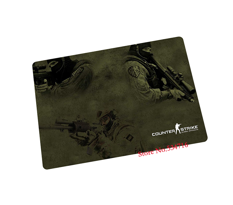 cs go mouse pad Counter Strike gaming mouse pad laptop large mousepad gear notbook computer pad to mouse gamer play mats