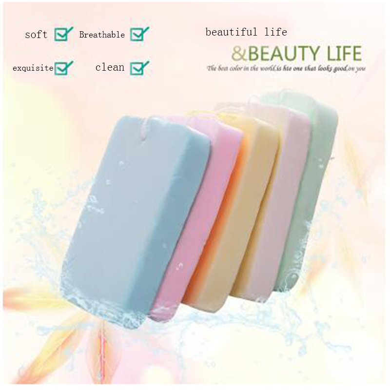 Face Wash Sponge Facial exfoliate Cleansing Puff Flawless Powder Smooth Make Up Beauty Soft bioaqua korean belleza