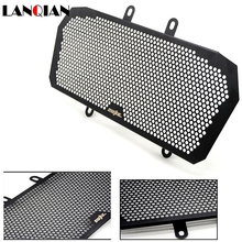 Motorcycle Radiator Guard Cover Aluminum Alloy Protector For KTM DUKE 390 2013 2014-2016 Duke LOGO
