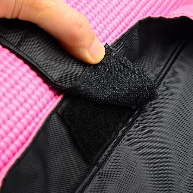 Yoga Bag Gym Mat Yoga Backpack Shoulder Waterproof Yoga Pilates Mat Case