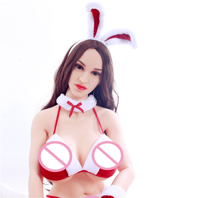 135cm Adult Life Full Size Silicone Sex Doll Skeleton Realistic Breast Love Doll European Oral Pussy Sex Product for Men